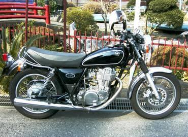 Yamaha SR 400 München