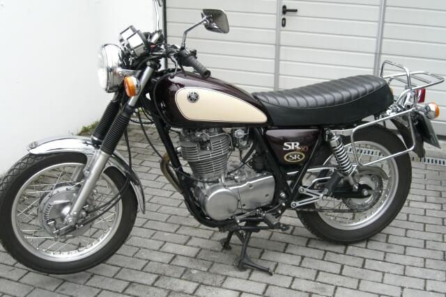 Yamaha SR 500 Händler München